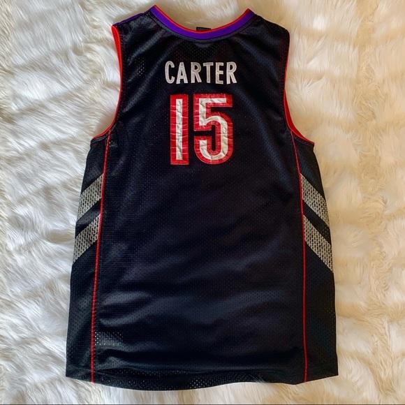Vince Carter Toronto Raptors jersey
